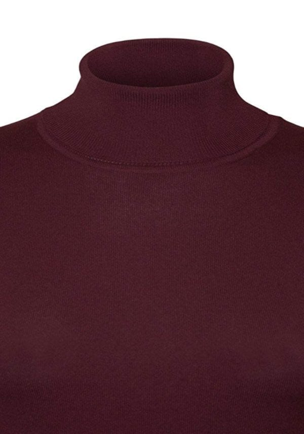 Turtle Neck Pull Over