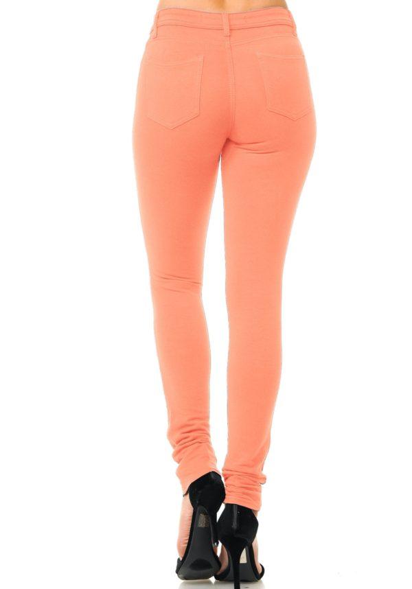 Basic Brazilian Moleton Skinny Pants