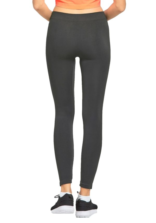Essential Seamless Nylon Yoga Leggings