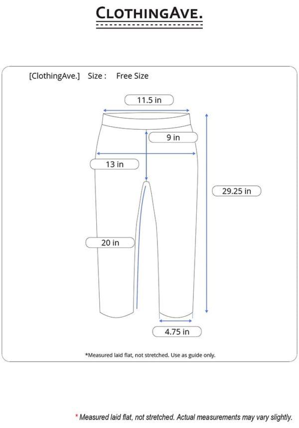 Basic Nylon Capri Leggings
