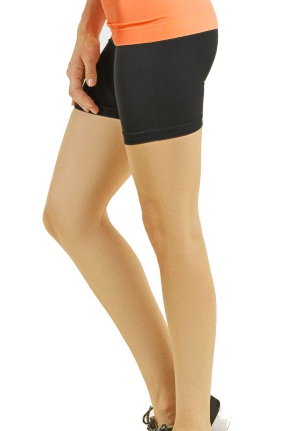 """Basic Nylon 12"""" Leggings"""