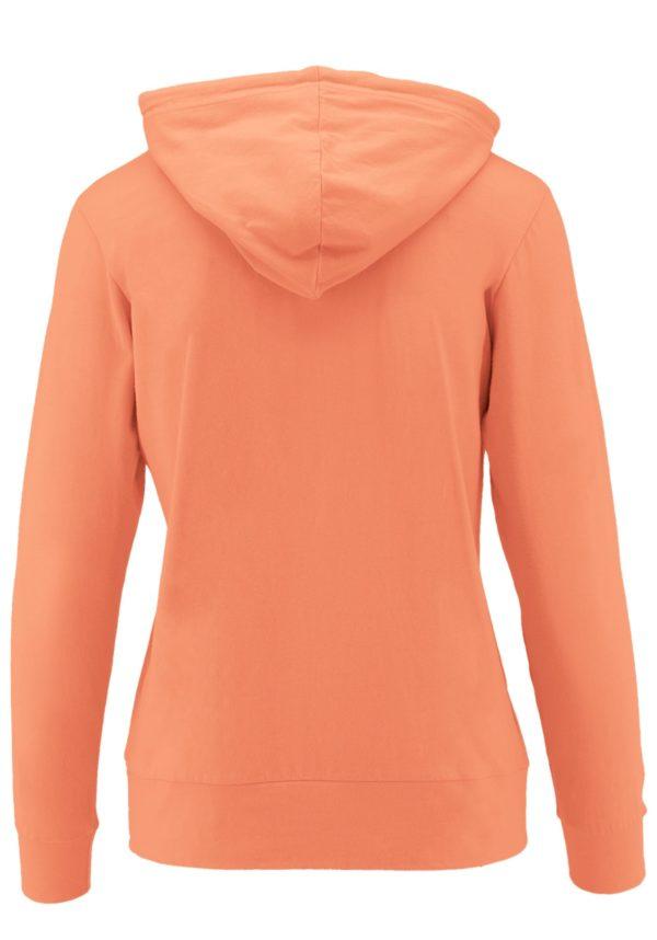 Lightweight Long Sleeve Zip-Up Hoodie Jacket