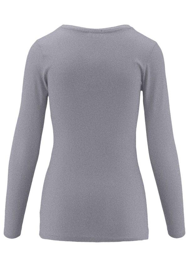 Long Sleeve Crew Neck Base Layer T-Shirt
