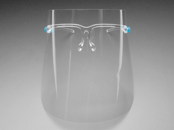5 Glasse and 10 Shield Covers