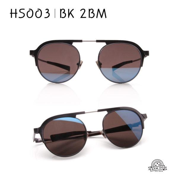 HS003 BK 2BM