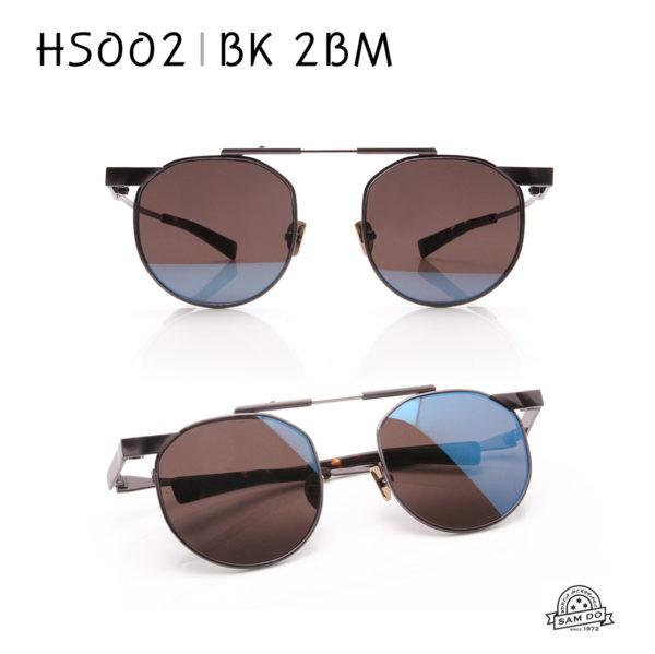 HS002 BK 2BM