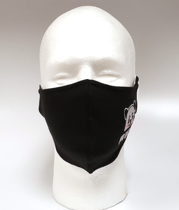 Embroidery Mask, Fashion Mask, Face Masks, Fabric Mask Washable Cotton Mask (Panda)