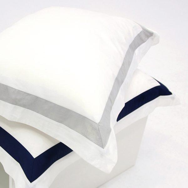 Crown Goose Standard Down Pillow Shams - 2pcs Set