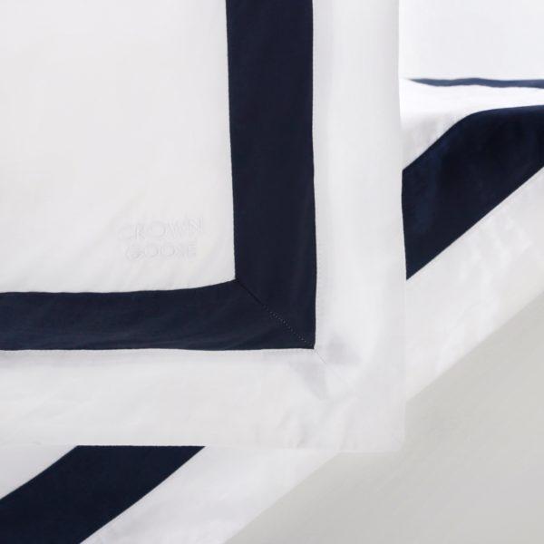Crown Goose Jardinne Collection - Ocean Navy