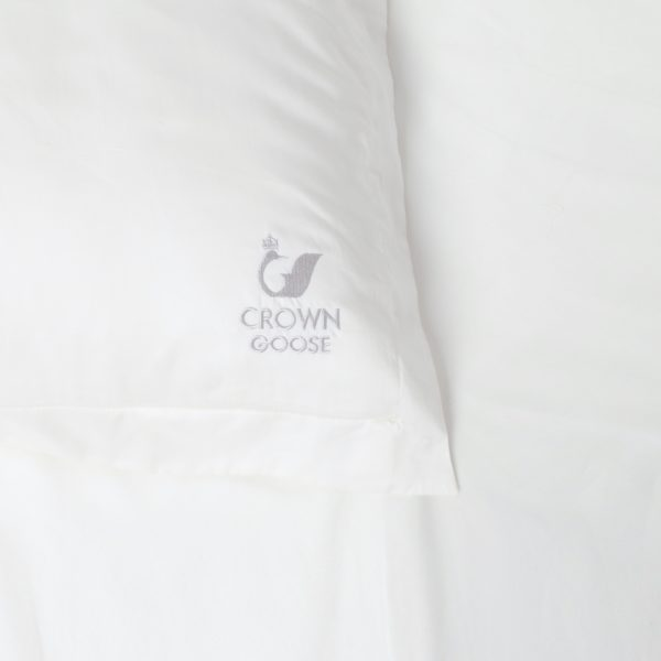 Crown Goose Sopor Collection - Ivory White