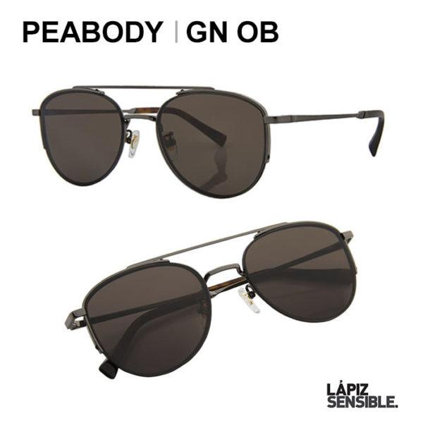 PEABODY GN OB