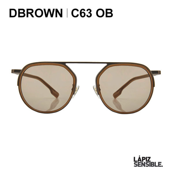 DBROWN C63 OB