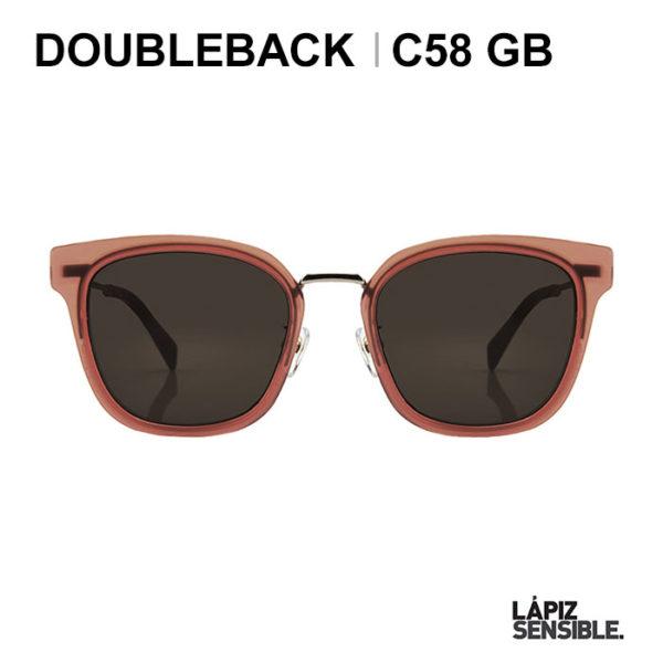 DOUBLEBACK C58 GB