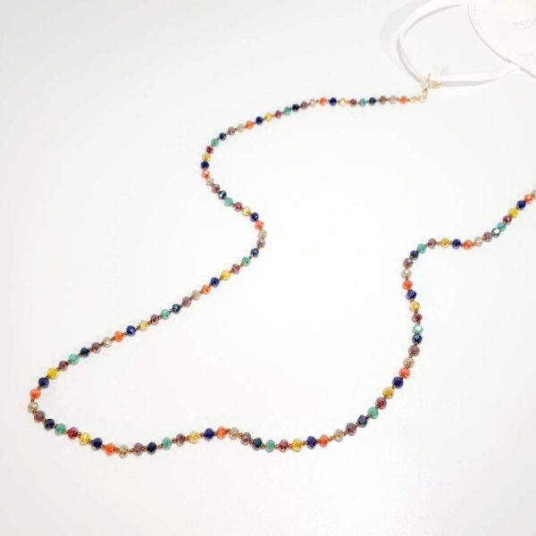 Beads Multi Mask Necklace, Mask Holder, Sunglass Holder