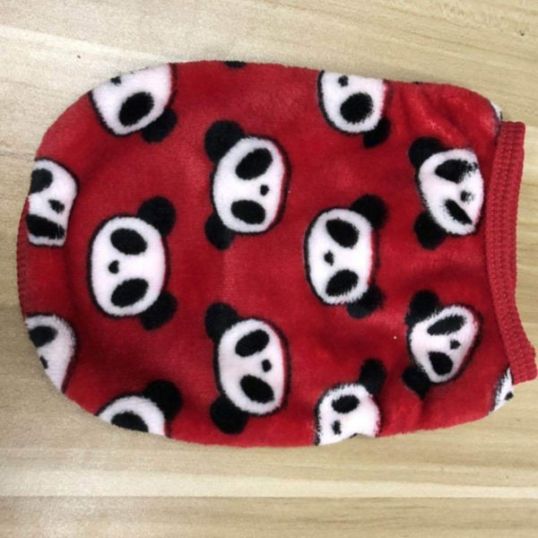 Pet Puppy Cat Coats Jacket Warm Fleece Dog Costumes Clothes for Small Dogs Chihuahua Yorkshire Clothing Dog Coat Clothes