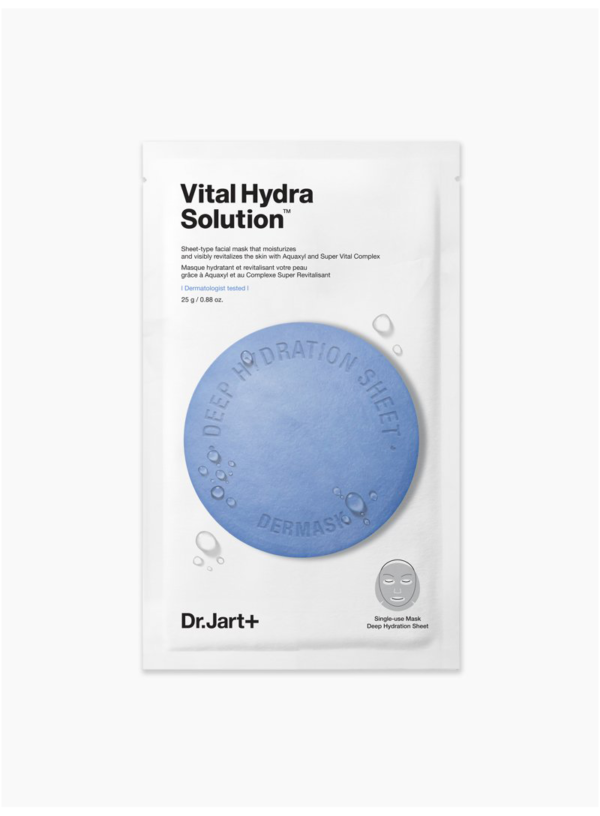 Dr.Jart+ Dermas Water Jet Vital Hydra Solution (5 Pcs/Box)