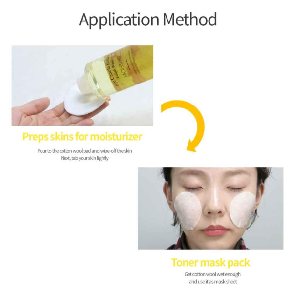 The Yeon Canola Honey Polish Water 270 ml
