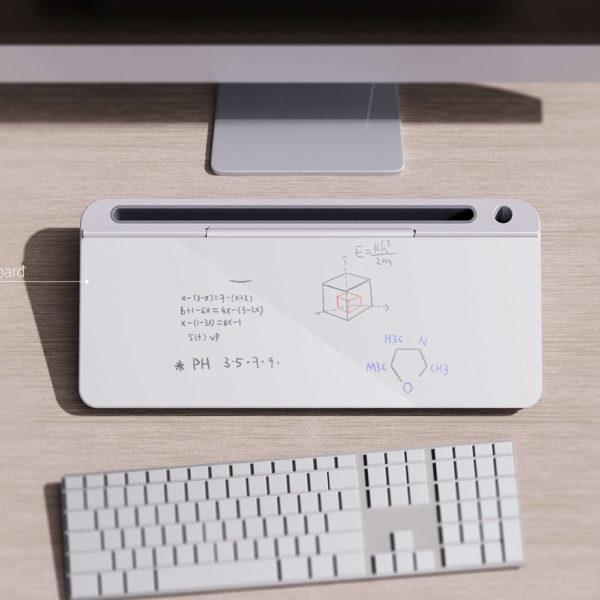 Muriwai Desktop Organizer with Whiteboard Pad