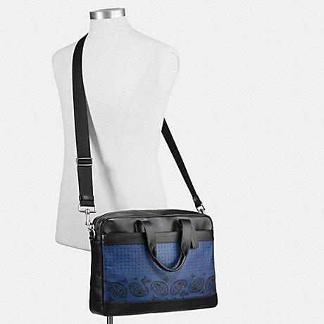 Coach Hamilton Leather Bag