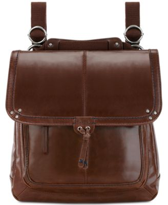 The Sak Ventura Leather Convertible Backpack
