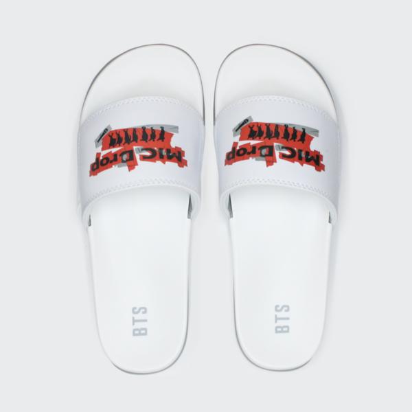 BTS Mic Drop Series Slippers - Gemini