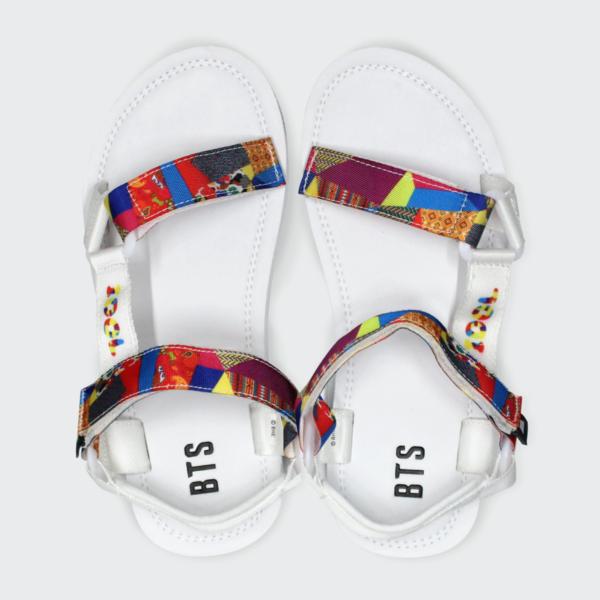 BTS Idol Series Sandals - Virgo