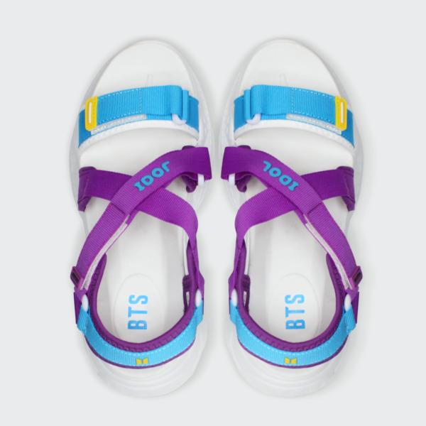 BTS Idol Series Sandals - Scorpio