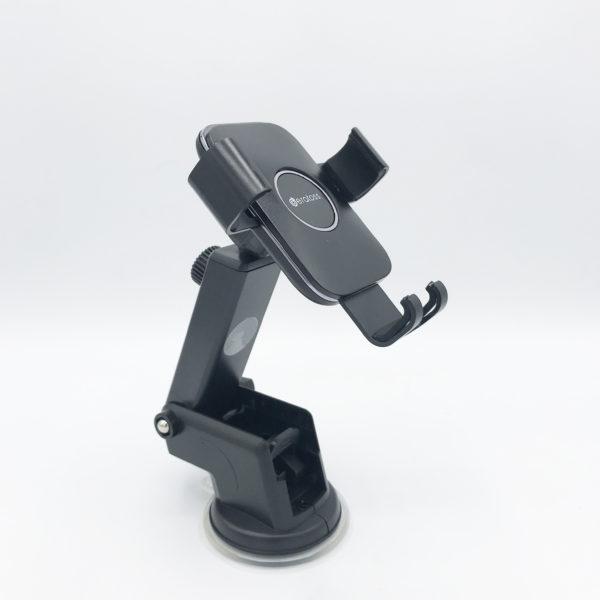 Car Phone Holder Adjustable Arm HCH-DASH700-BLACK