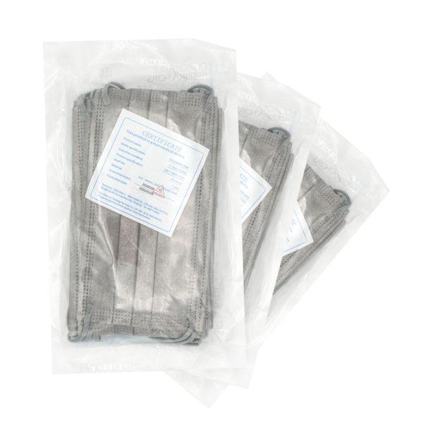 L'MERI Disposable Face Mask LM03-GREY (30PCS)